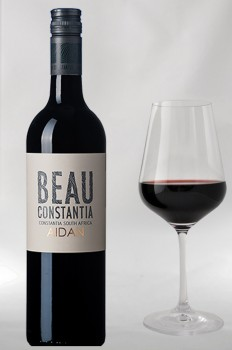 Beau Constantia Aidan Red 2017- Available  as from the second week of March-